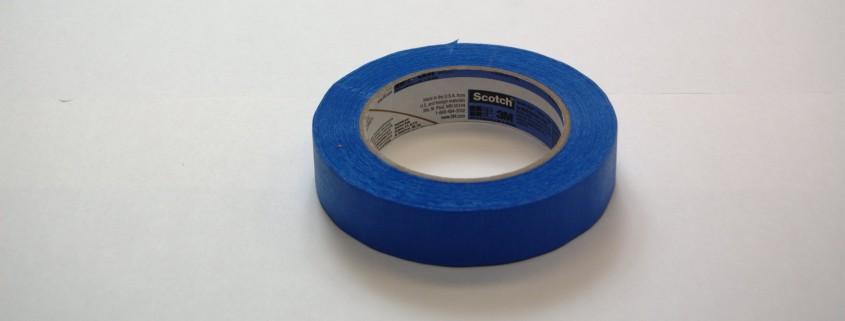 シンプルなマスキングテープ
